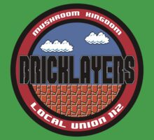 Mushroom Kingdom Bricklayers by bestnevermade