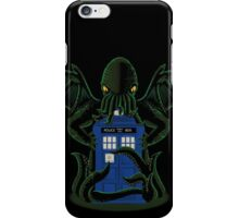 Dr.Who Beyond Time iPhone Case/Skin