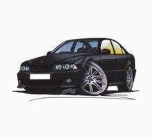 BMW M5 (E39) Black by Richard Yeomans