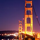 Golden Gate Bridge by Brian C. Racine