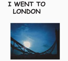 I WENT TO LONDON by Christian  Zammit