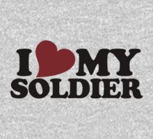 I love my soldier by Boogiemonst