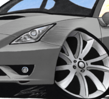 Toyota Celica (Mk7)(Facelift) GT Grey Sticker