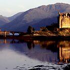 Eilean Donan Castle 2 by kitlew