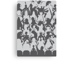 Mystery Theater 3K Canvas Print