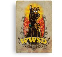 WWSD Canvas Print