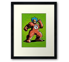 Thing 4 Framed Print