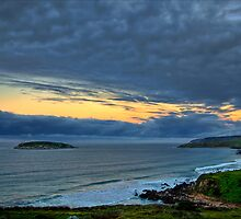 Storm over the Bluff by smylie