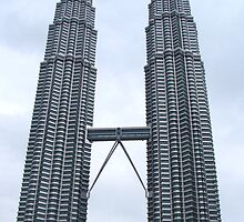 Twin Towers Malaysia by ~ Fir Mamat ~