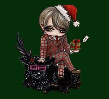 Hannibal: Merry Christmas by AscendeadMaster