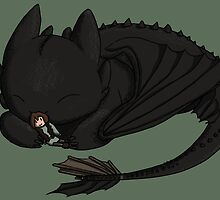 Toothless by tacita
