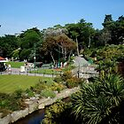 Bournemouth park by Roxy J
