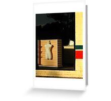 Visual Merchandising Greeting Card