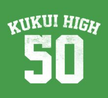 Kukui High School 50 by KDGrafx