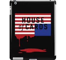 "House of Cards - ""Casualties"" iPad Case/Skin"