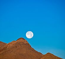 Long Night Moon by Charles Dobbs Photography