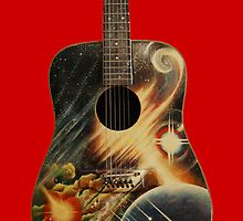 SPACE GUITAR by GerardG