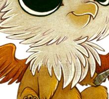 Gryphon Hatchling Sticker