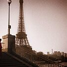 La Dame en Rouge by Douzy