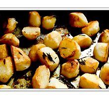 Roast Potato by Warren. A. Williams