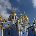 Church in Kiev by Alano