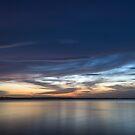 Cool Ending  _ Bribie Island by Barbara Burkhardt