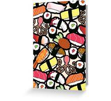 Sushi Me Greeting Card