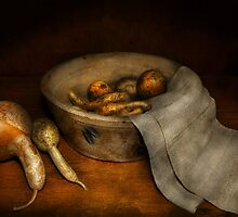 Kitchen - Vegetable - A still life with gourds by Mike  Savad