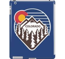 Colorado Throwback iPad Case/Skin