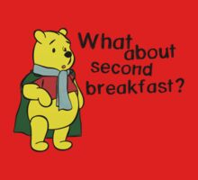 What about second breakfast? Kids Clothes