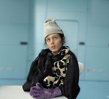 Perplexed and Frozen by Paul Vanzella