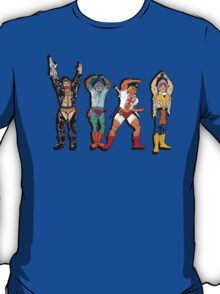 YMCA He-Man T-Shirt