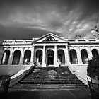 The Court House in Yass/NSW/Australia (3) by Wolf Sverak