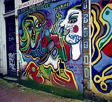 Dutch Advertisement I Photographed in 2000 by NatashaHartling