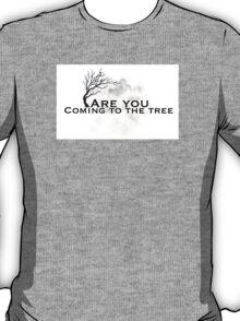 The hanging tree lyrics ( hunger games) T-Shirt