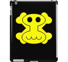 Deathshead Danny's Death's Head iPad Case/Skin