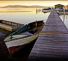 Sheathers Pier by ab1727