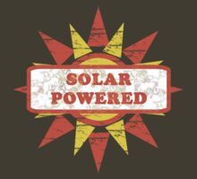 Solar Powered Tee by MidnightAkita