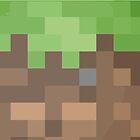 Minecraft Block by janeemanoo