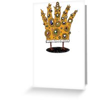 King of What Greeting Card