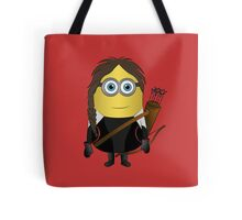 Katniss Hunger Games Minion Tote Bag