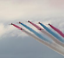 The Red Arrows by PhilEAF92