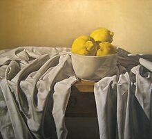 naturaleza muerta con limones by MiguelNunez