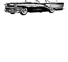 1958 Buick Prestige Caballero by garts