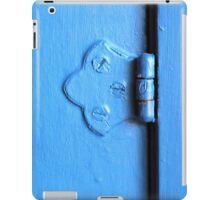 Blue•Hinge iPad Case/Skin