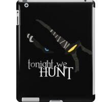 Tonight we HUNT - Rengar [black background] iPad Case/Skin