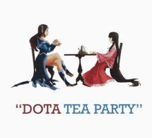 dota 2 tea party by designjob