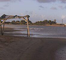 Carnarvon, Western Australia by Kim Klau