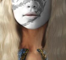 Daenerys Targaryen Dragon House War Paint Sticker