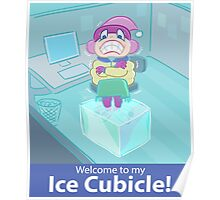 Ice Cubicle Poster